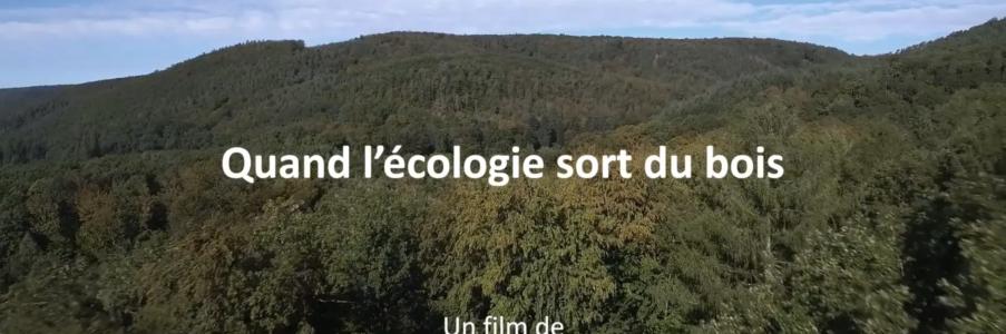 Quand l'écologie sort du bois – Marjane Productions